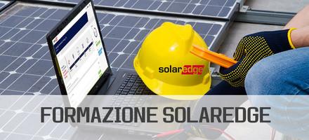 Formazione SolarEdge