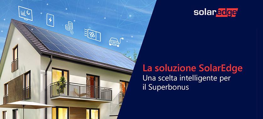 Promo SolarEdge Bonus 110%