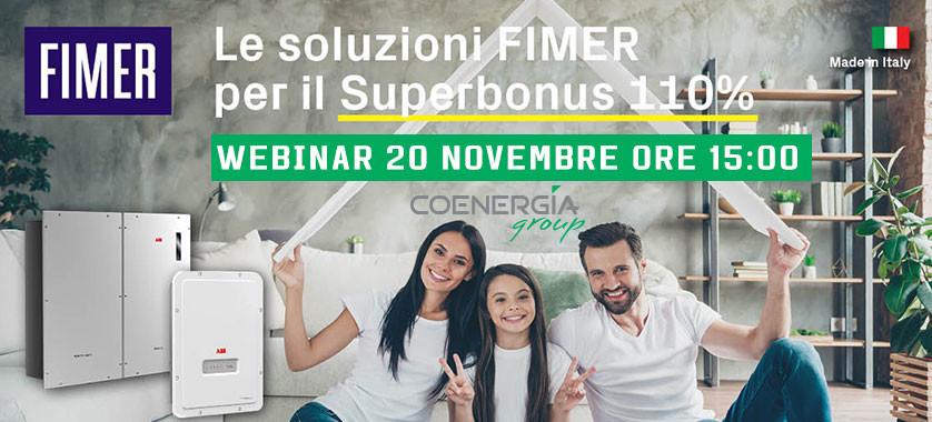 Webinar FIMER 20 Novembre