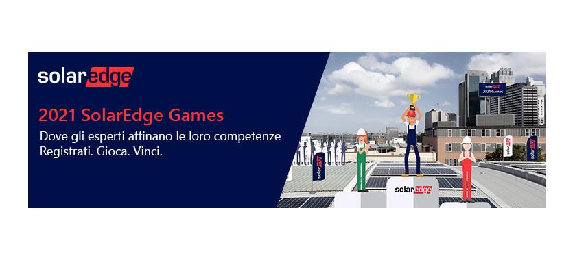 SolarEdge games