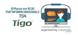 Webinar TIGO 10 Marzo 2021