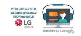 Webinar moduli LG