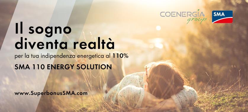 Soluzione SMA 110 Energy Solution