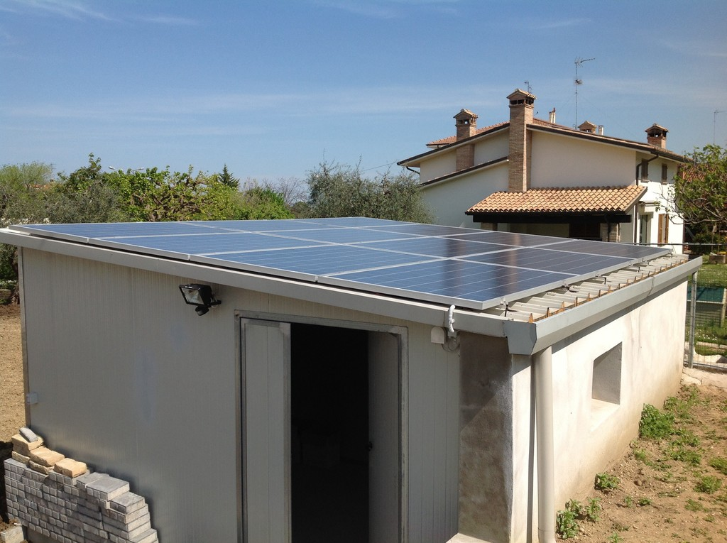 CSolutions S.r.l - Fano 3500 kWh