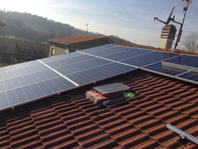 CSolutions S.r.l - Fano 5480 kWh annuali