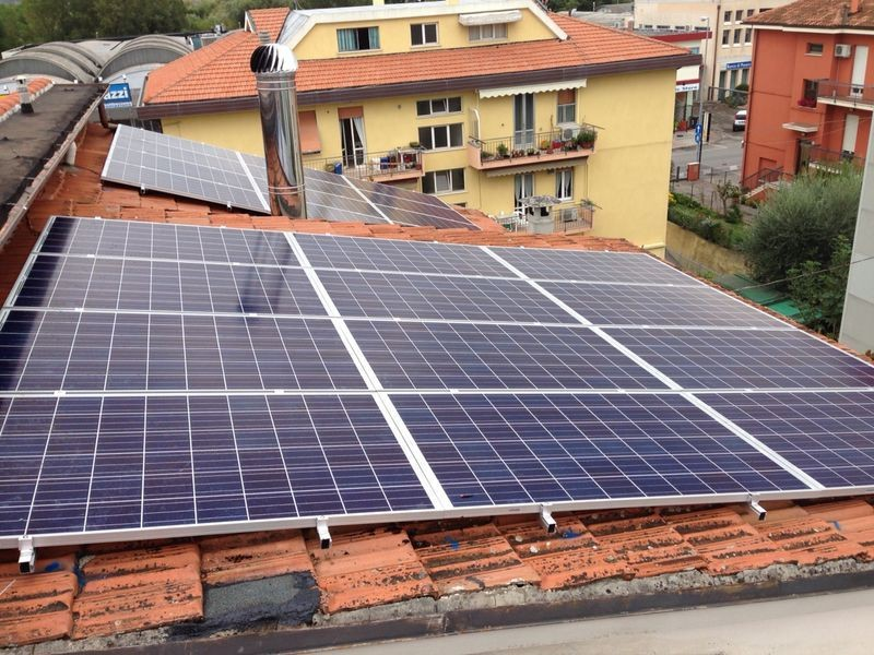 CSolutions S.r.l - Pesaro 7600 KWh annuali