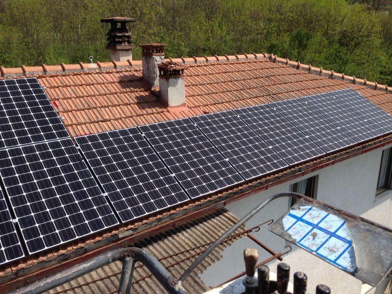 CSolutions S.r.l - Urbania (PU) 7350 kWh annuali