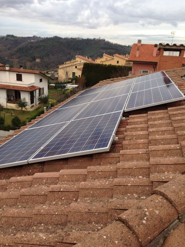 CSolutions S.r.l - Pesaro 3450 kWh annuali