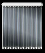 Collettore Solare Sottovuoto SV15T