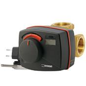miscelatore termostatico elettronico