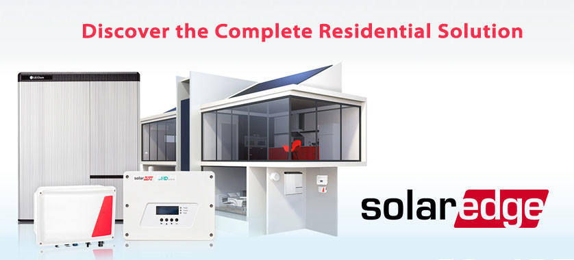 SolarEdge: discover the Complete Residential Solution < News