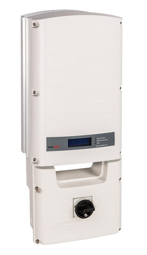 SolarEdge Three Phase Inverter SETAPP