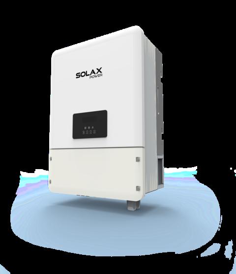X-Hybrid three Phase Inverter SolaX