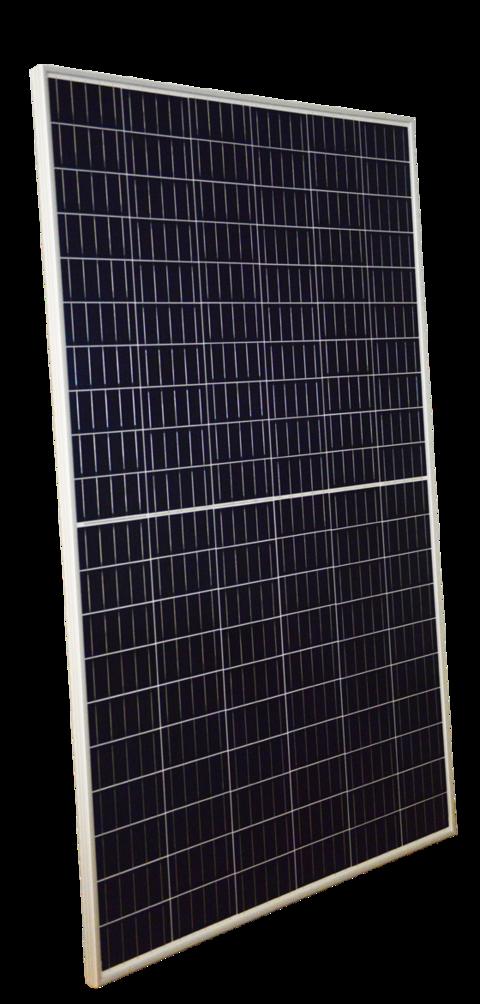 Suntech PV module M20HC cut cells