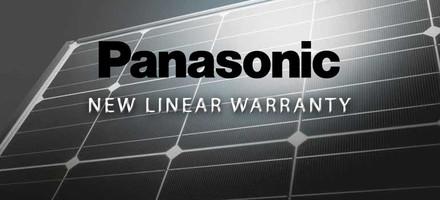 nuova garanzia lineare Panasonic HIT