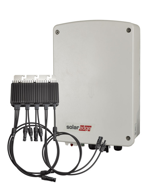 Single-Phase Inverter with Compact Technology - SolarEdge
