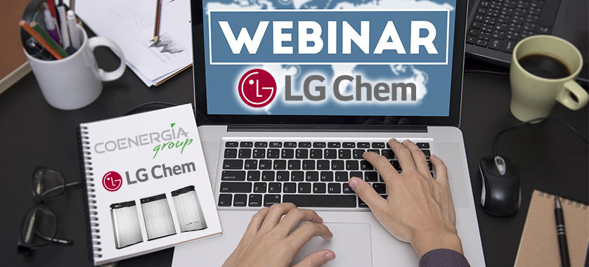webinar LG CHEM - Coenergia - Storage