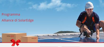 SolarEdge programma Alliance