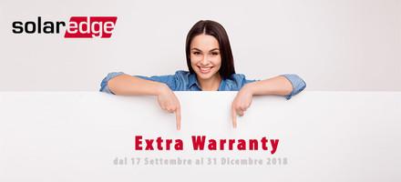 Promo Solaredge Estensione Garanzia