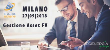 Evento Gestione Asset Fotovoltaico