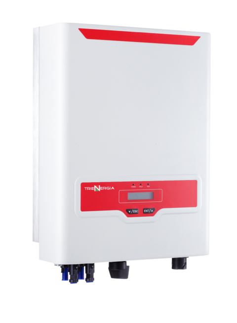 Inverter monofase Trienergia SunUno Plus3K/4K/5K/6K M2