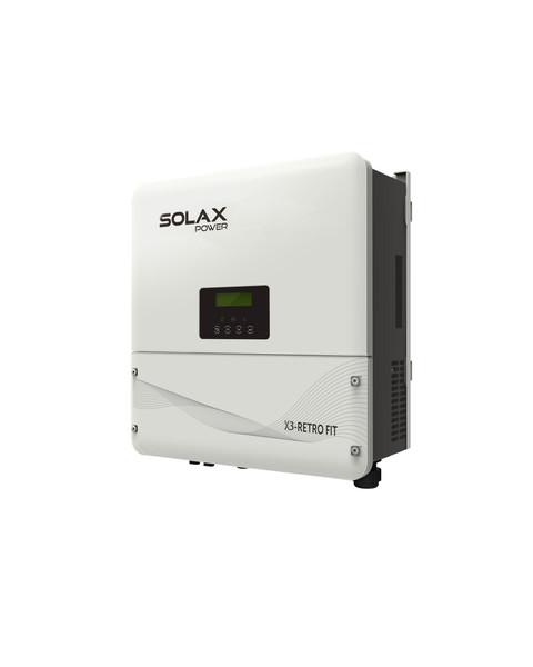 Inverter X3-AC RETROFIT Trifase SOLAX