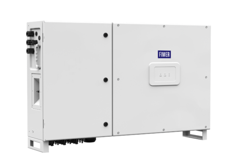 Three-phase inverter PVS-50/60-TL - ABB