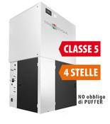 caldaia a pellet Trienergia TRI-CP24K TRI-CP34K classe5 4stelle