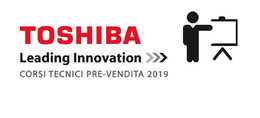 TOSHIBA training 2019