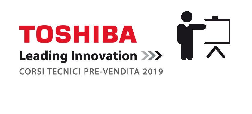 TOSHIBA training 2019