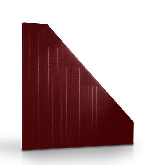 Modulo Trienergia 21 celle rosso