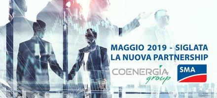 Partnership Coenergia - SMA