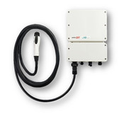 Single-phase inverter with charger for electric vehicles - SolarEdge