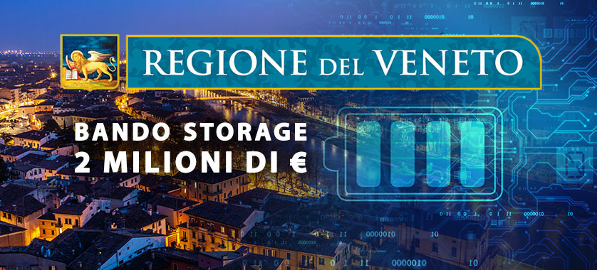 Bando Accumulo per fotovoltaico Regione Veneto