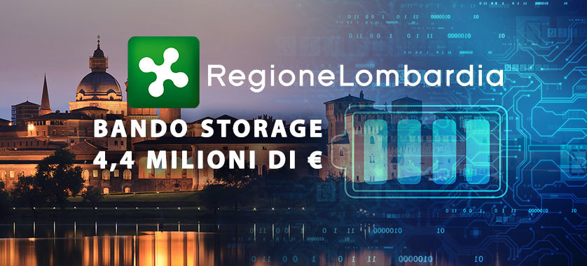 Bando Accumulo per fotovoltaico Regione Lombardia
