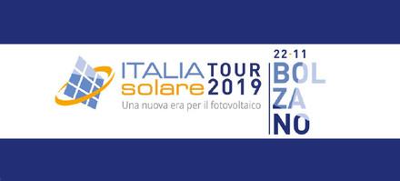 Tour Bolzano Italia Solare