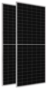 ja solar half cells JAM72S10