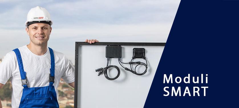 Moduli Smart SolarEdge