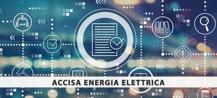 Accisa Energia Elettrica