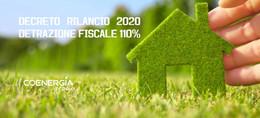 Decreto Fiscale 2020, detrazione 110%