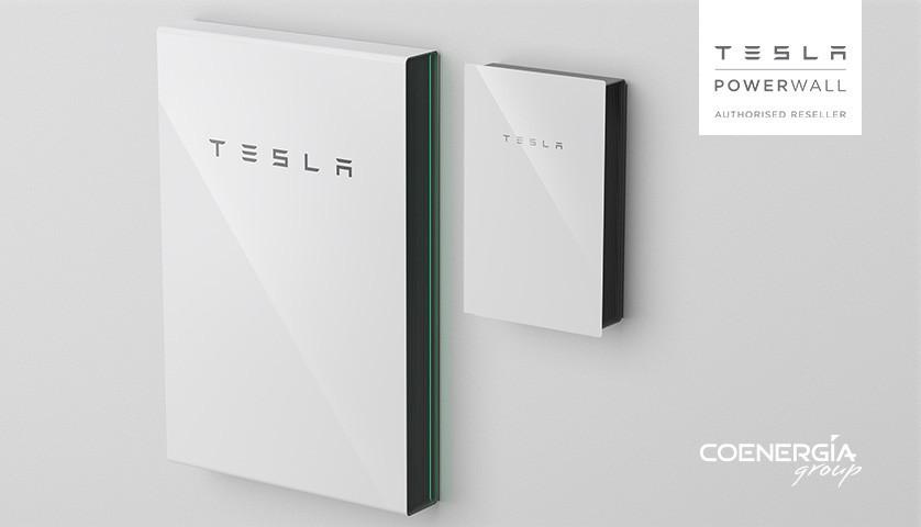 Coenergia insieme con Tesla